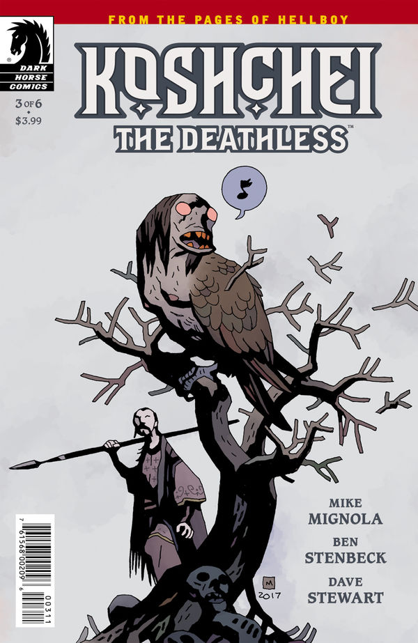Koshchei the Deathless #3 Review