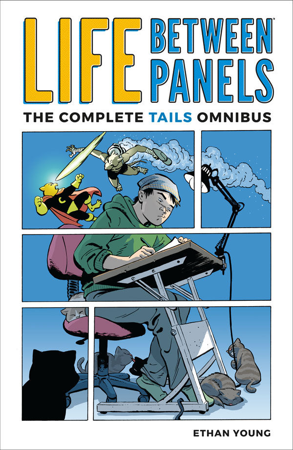 [EXCLUSIVE] Dark Horse Preview: Life Between Panels: The Complete Tails Omnibus
