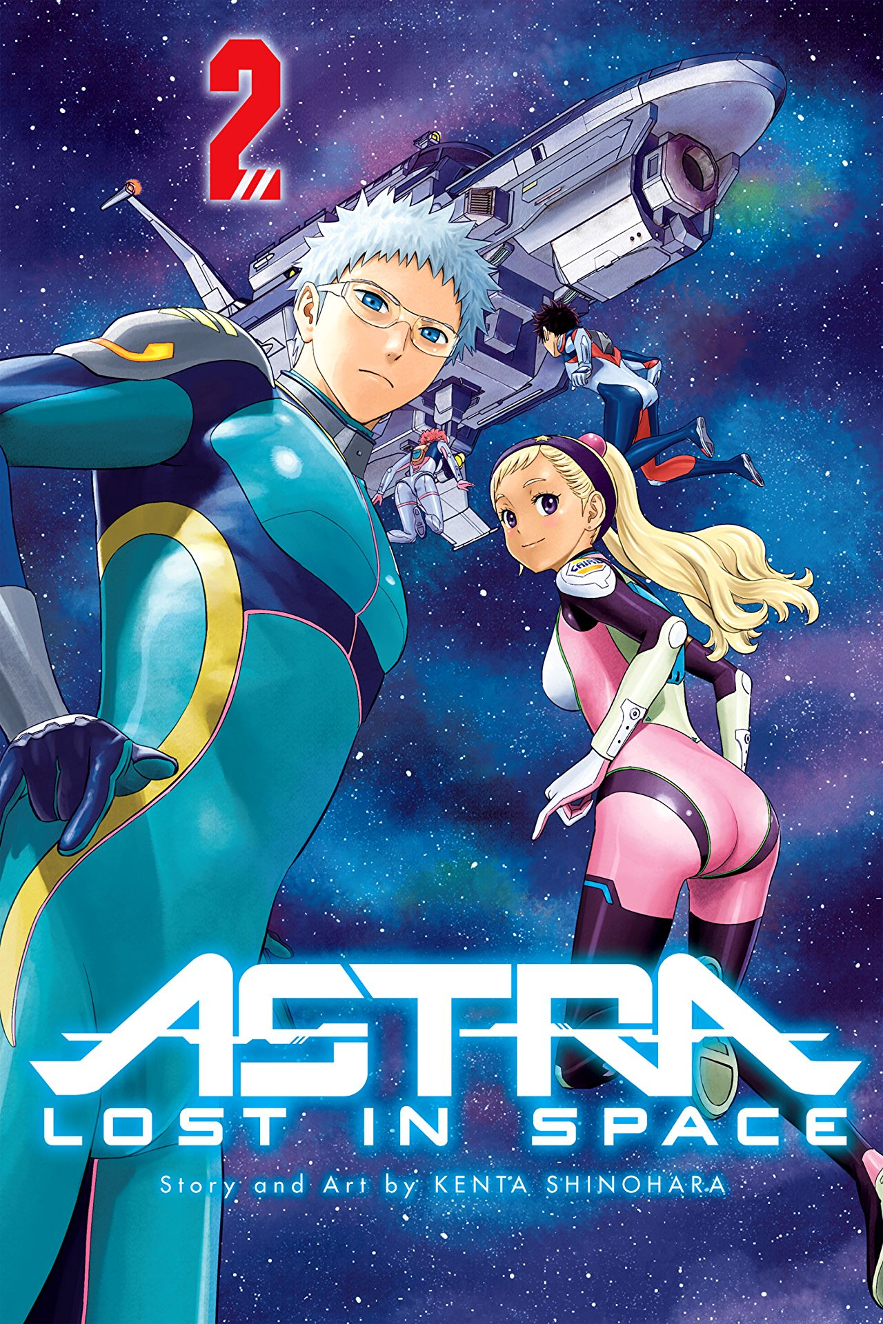 Astra Lost in Space Vol. 2 Review