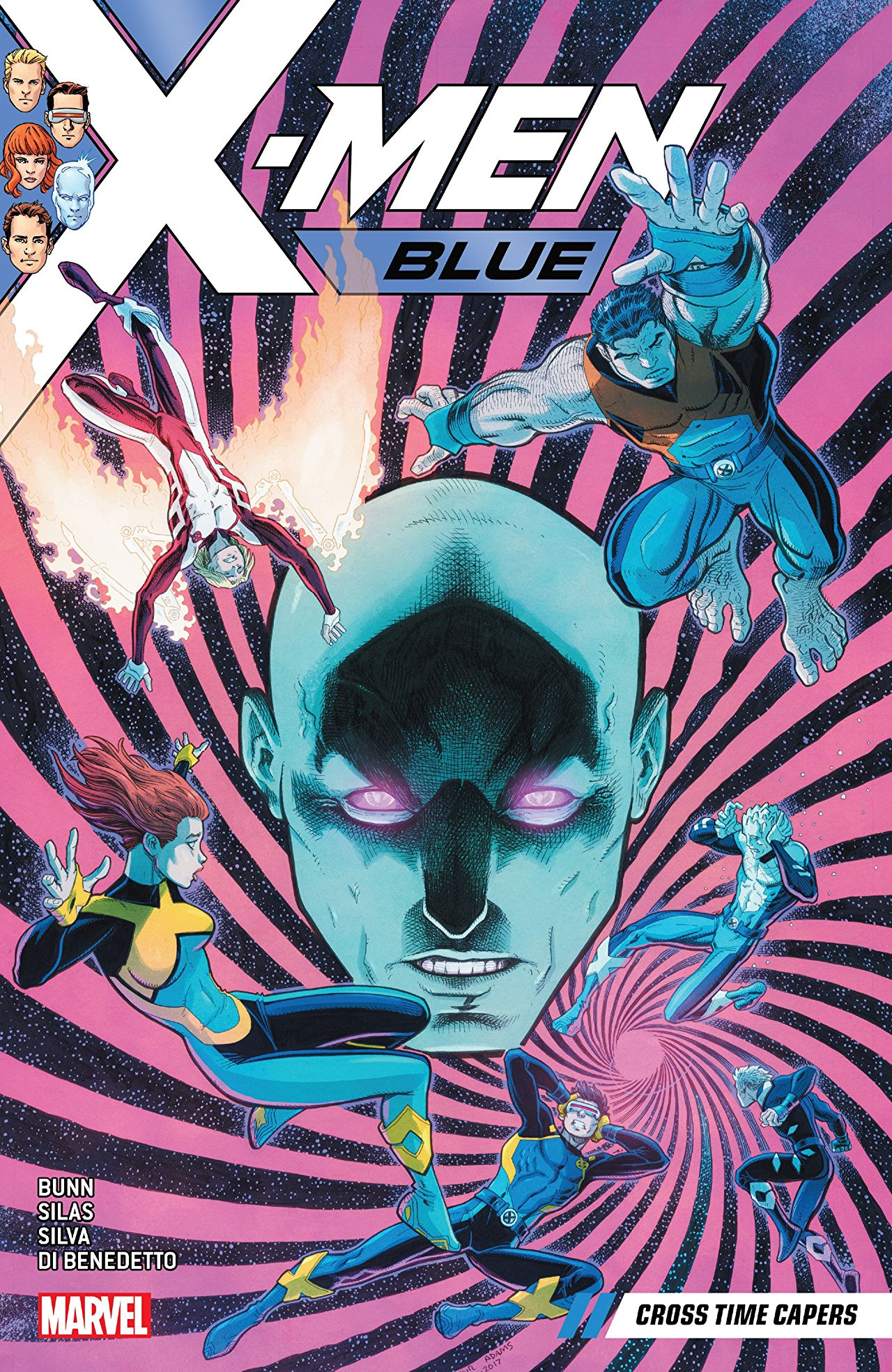 One of X-Men Blue's best story arcs becomes one of its most entertaining collections.