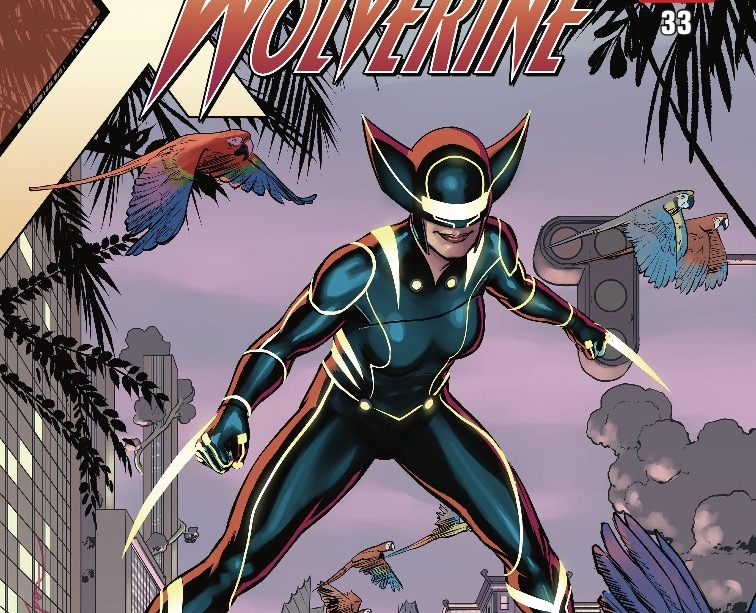 [EXCLUSIVE] Marvel Preview: All-New Wolverine #33