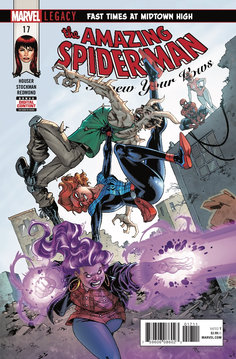 Marvel Preview: The Amazing Spider-Man: Renew Your Vows #17