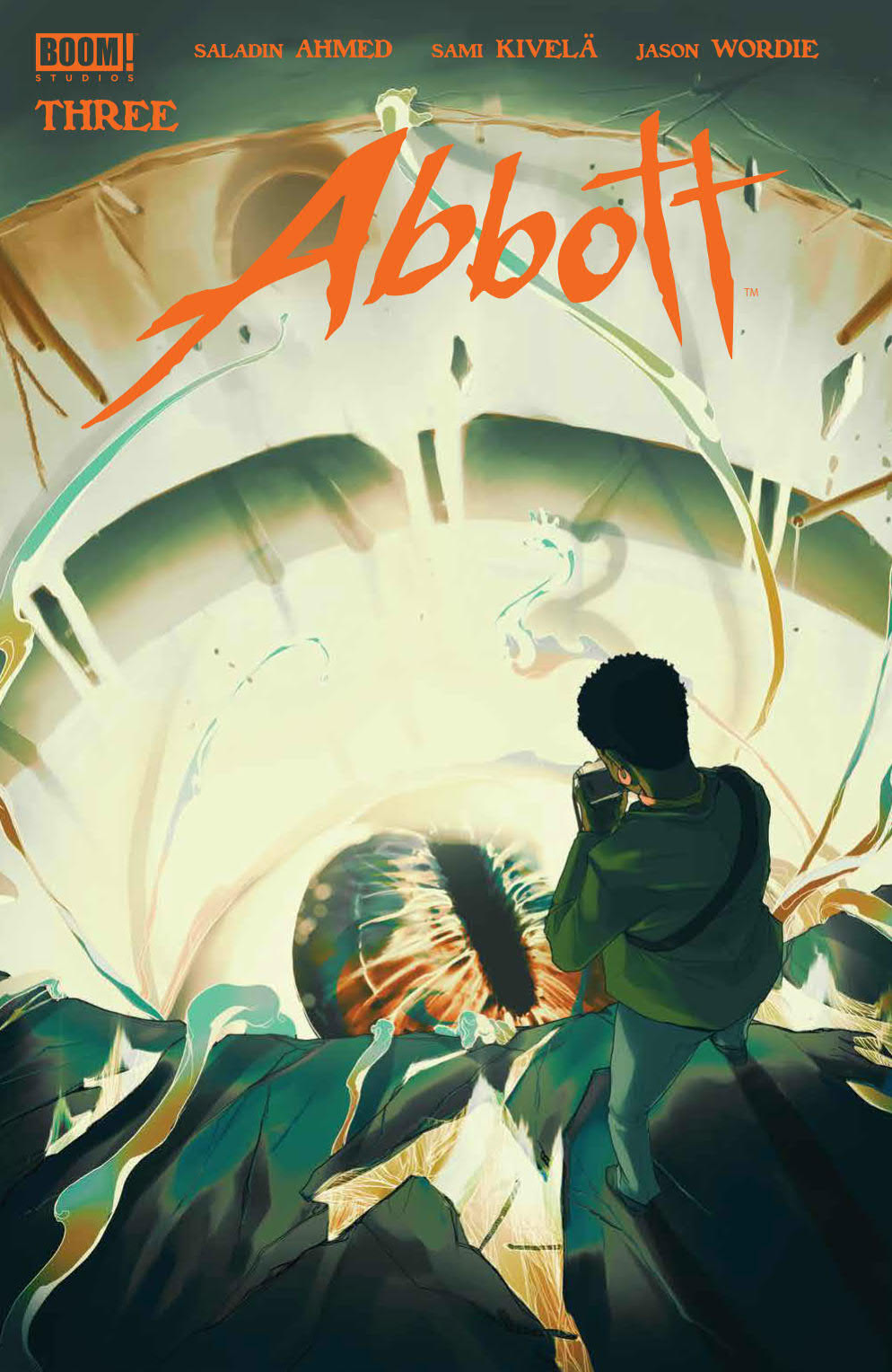 Abbott #3 Review