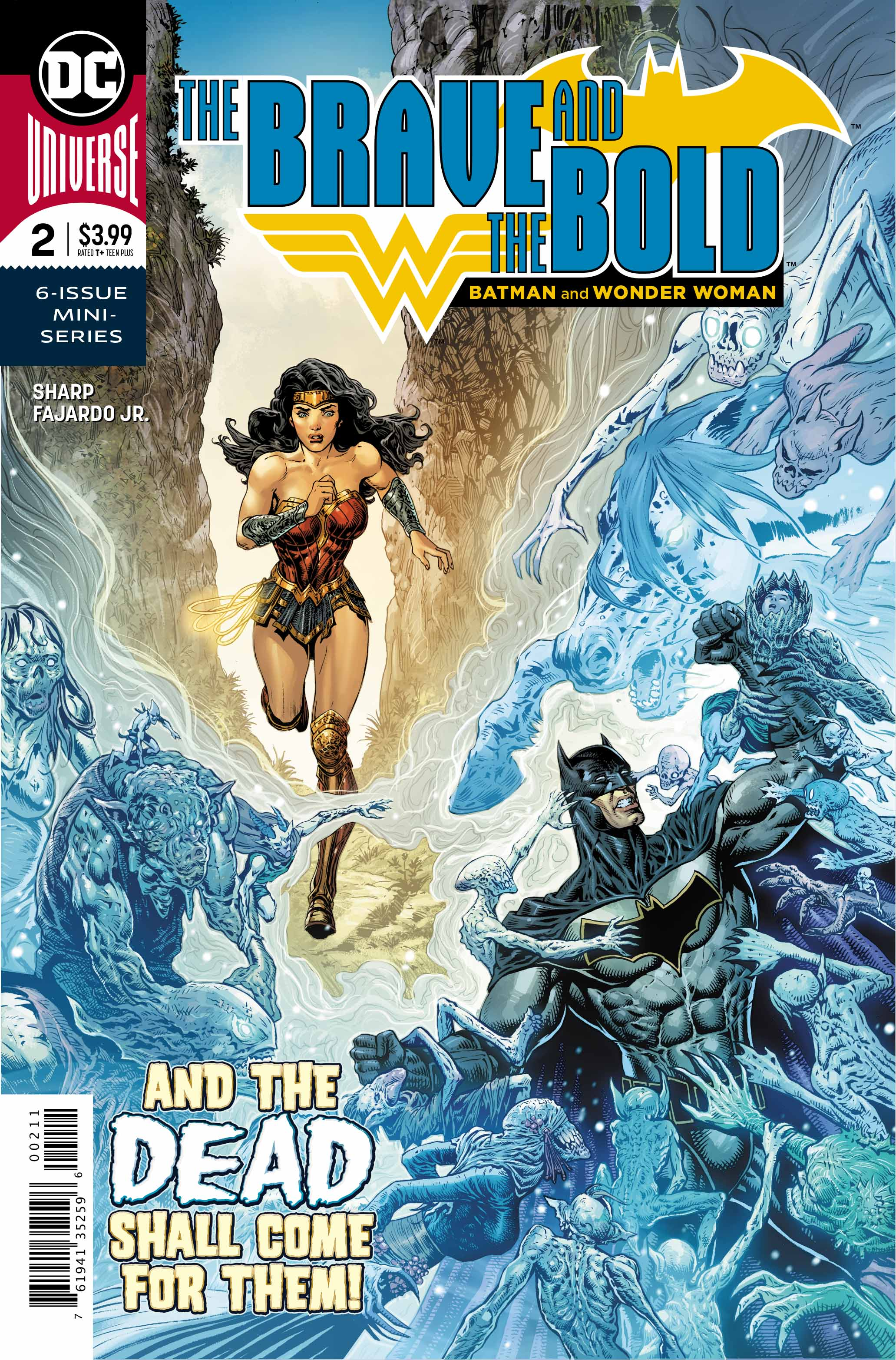 The Brave and The Bold: Batman and Wonder Woman #2 Review