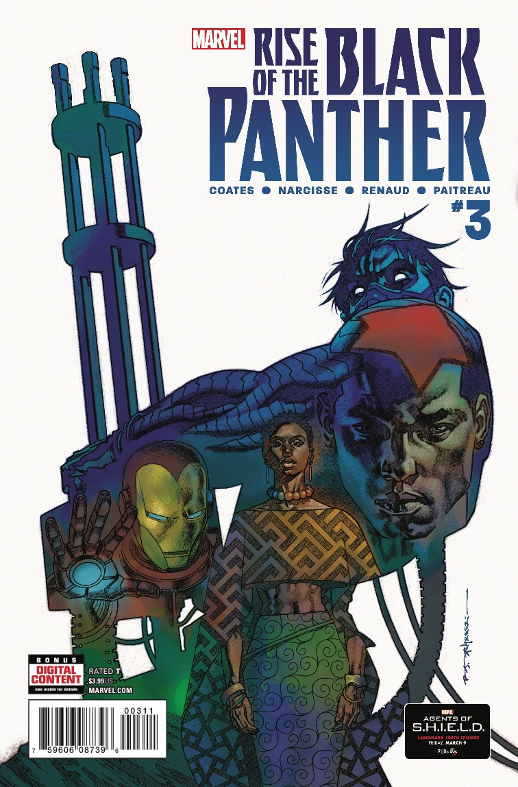 Rise of the Black Panther #3 Review
