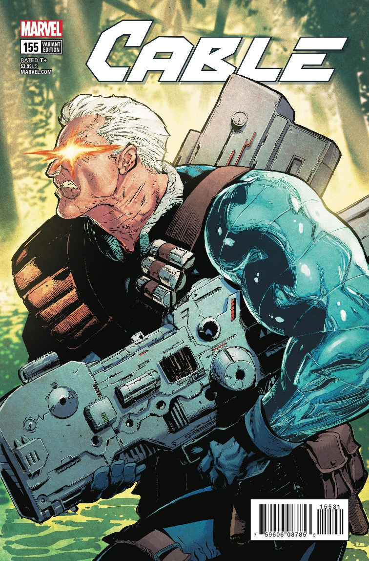 Marvel Preview: Cable #155