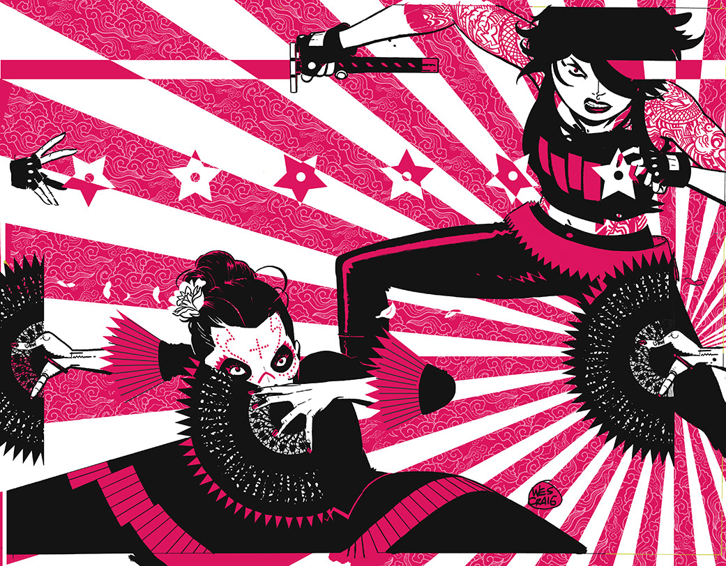 Deadly Class #32 Review