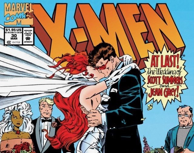 Ahead of Kitty Pryde and Colossus' upcoming wedding, we revisit the wedding of Cyclops and Jean Grey with the story's writer, Fabian Nicieza.