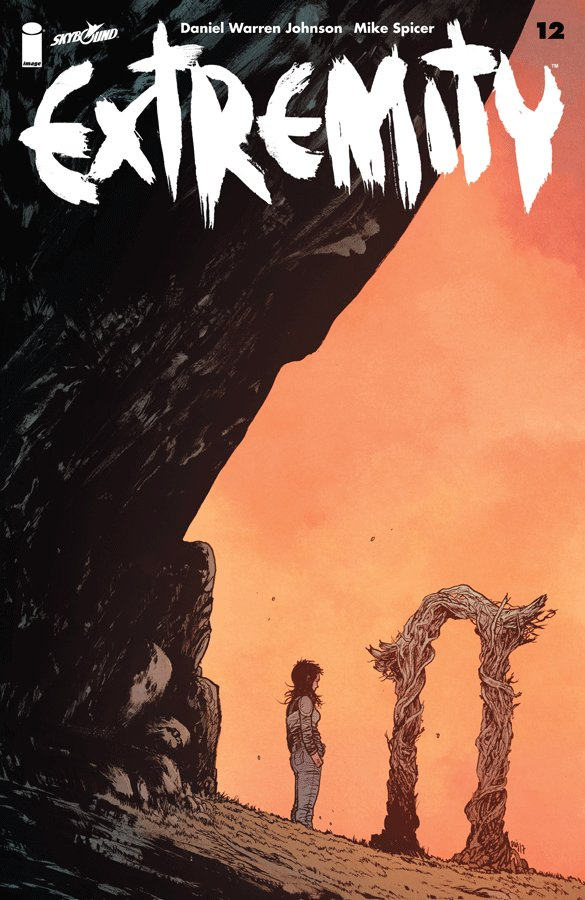 Extremity #12 Review