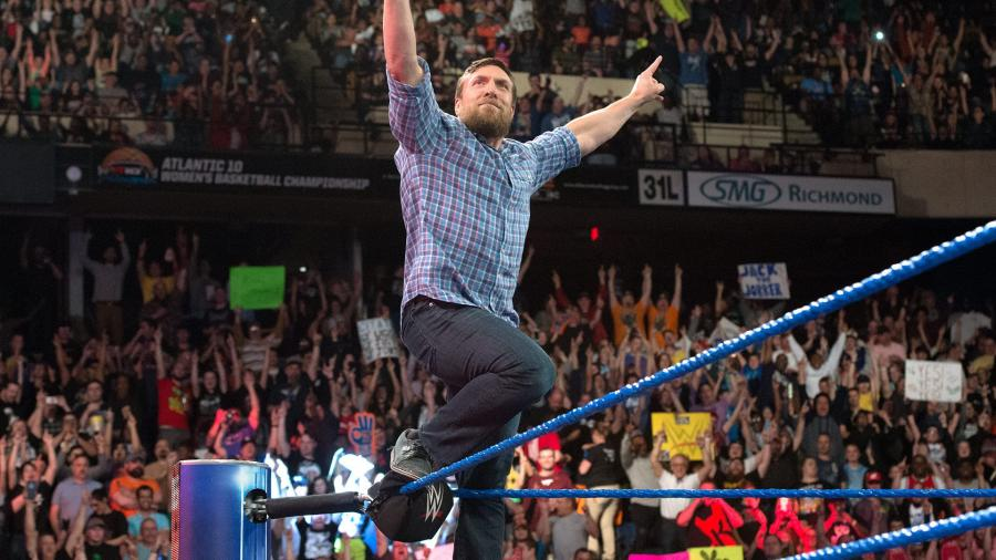 Daniel Bryan has been medically cleared to wrestle in WWE