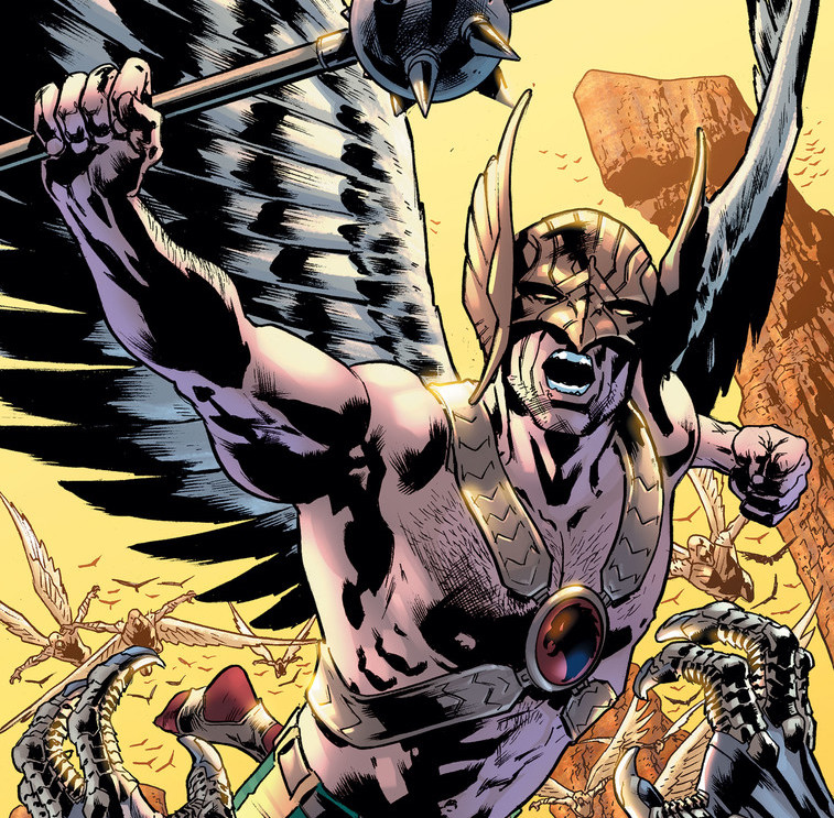 Chasing the Past: Reflecting on the latest adventures of Hawkman