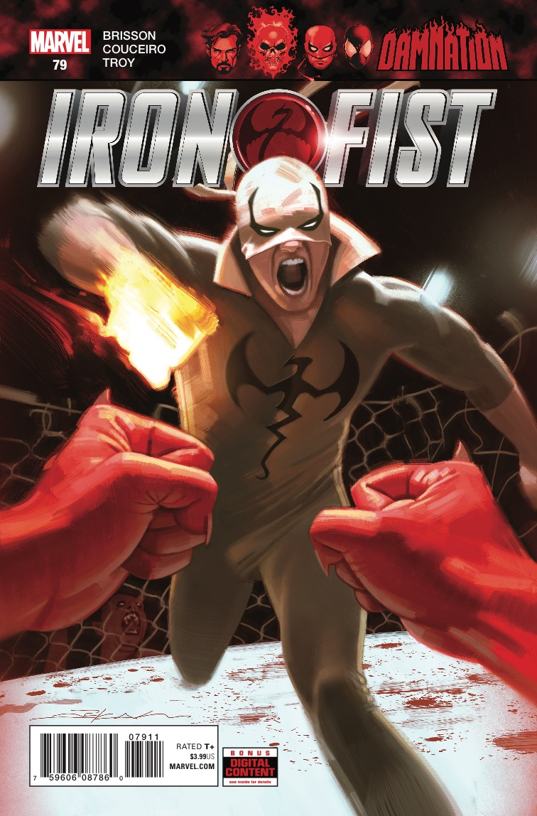 Marvel Preview: Iron Fist #79