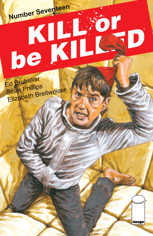 Kill or Be Killed #17 Review