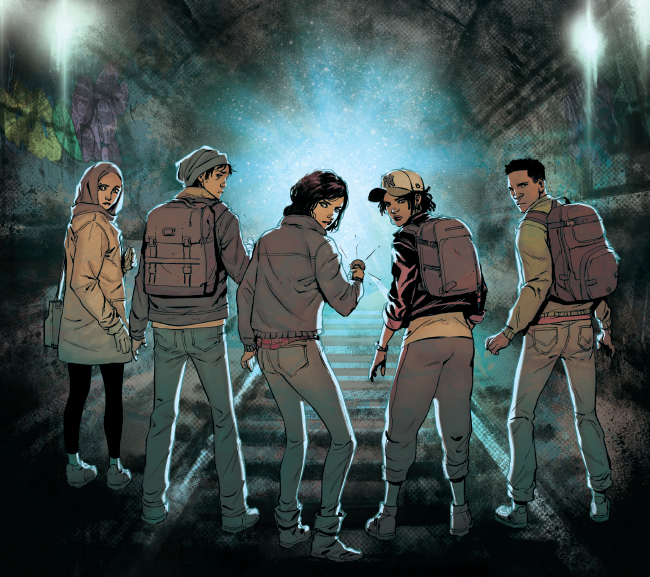 Lost City Explorers #1 Review