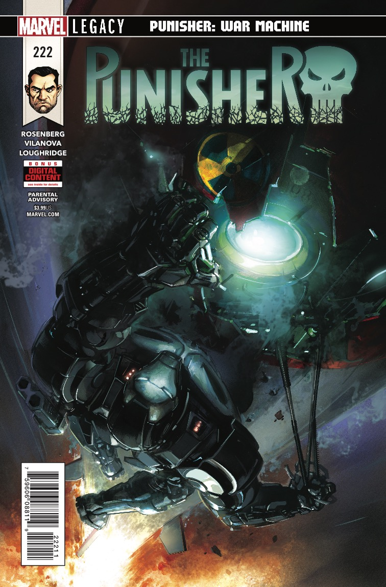 Marvel Preview: The Punisher #222