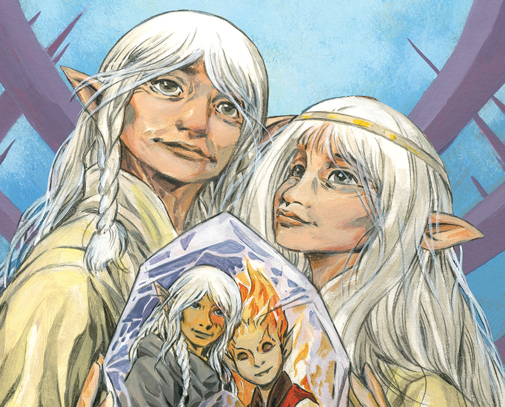 The Power of the Dark Crystal #12 Review