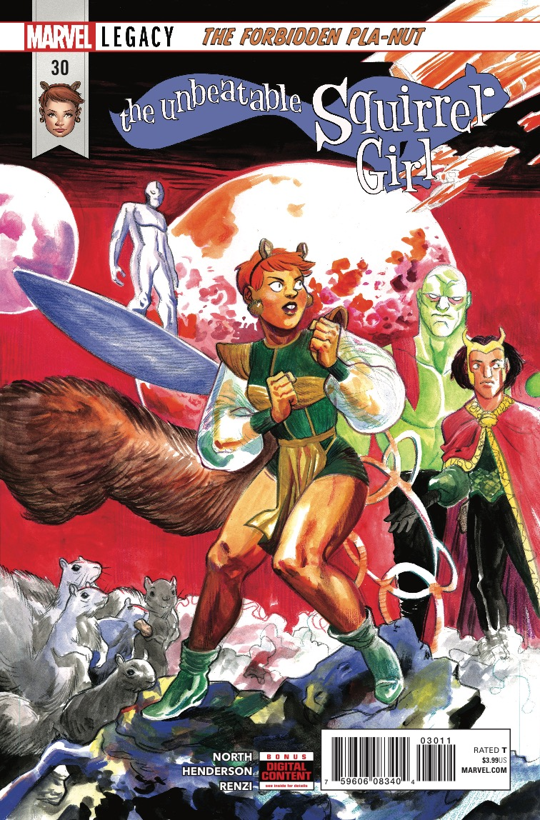 Marvel Preview: The Unbeatable Squirrel Girl #30