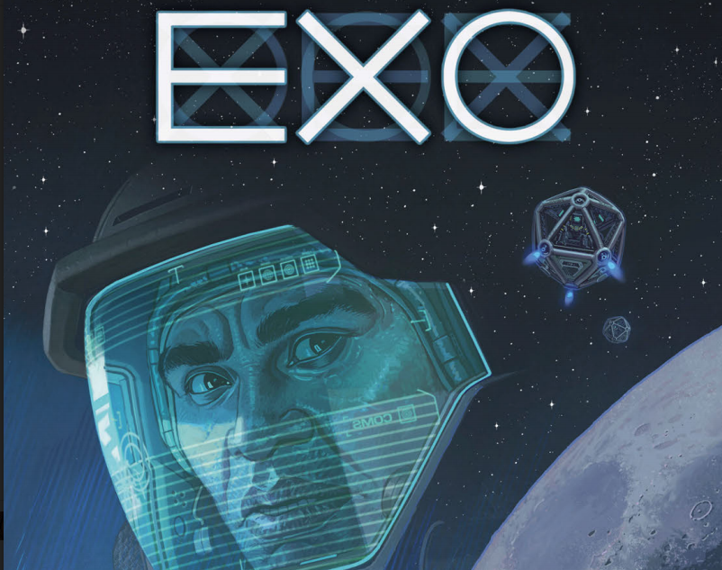 'Exo' is a cinematic, edge-of-your-seat sci-fi thriller