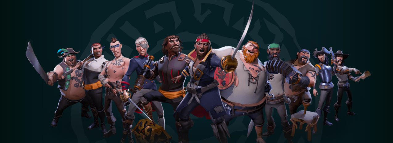 Buckle your swashes and find your parrots - the Sea of Thieves final beta is live