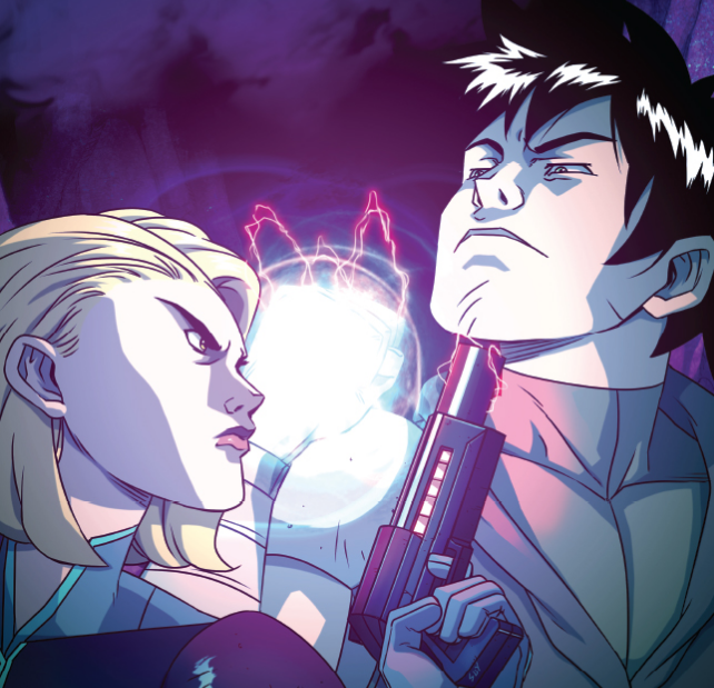 Betrothed #1 Review