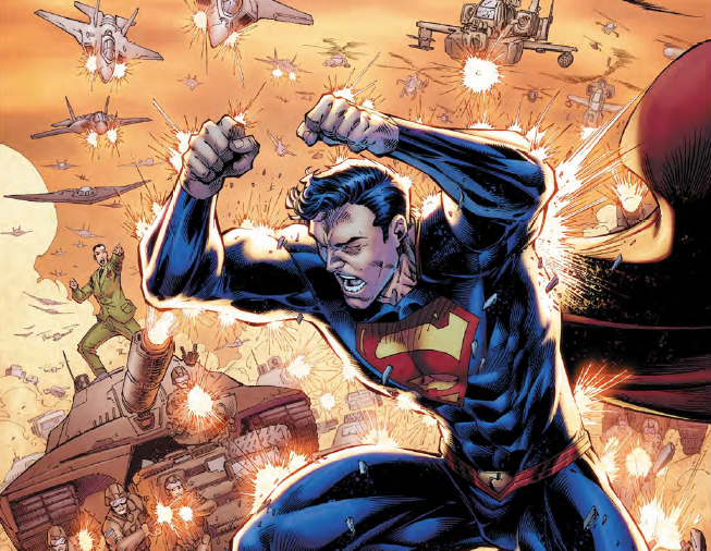 Action Comics #999 Review