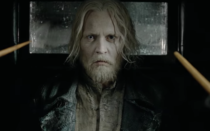 [Watch] Fantastic Beasts 2: The Crimes of Grindelwald trailer