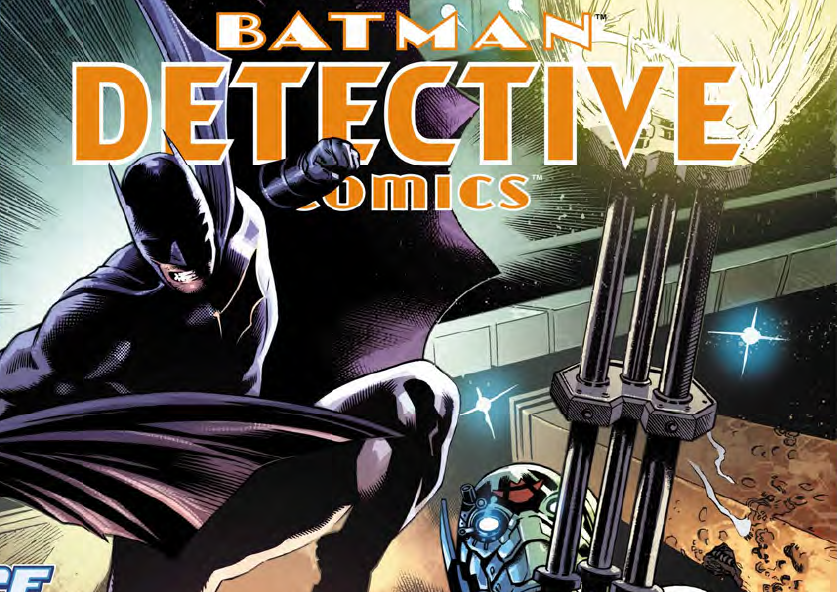 Detective Comics #977 Review