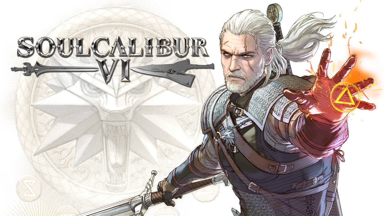 "SoulCalibur VI - ""Geralt moves, feels, and plays like Geralt"""