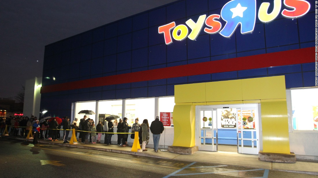 The time has come for Toys 'R' Us to give up the fight and close their doors.