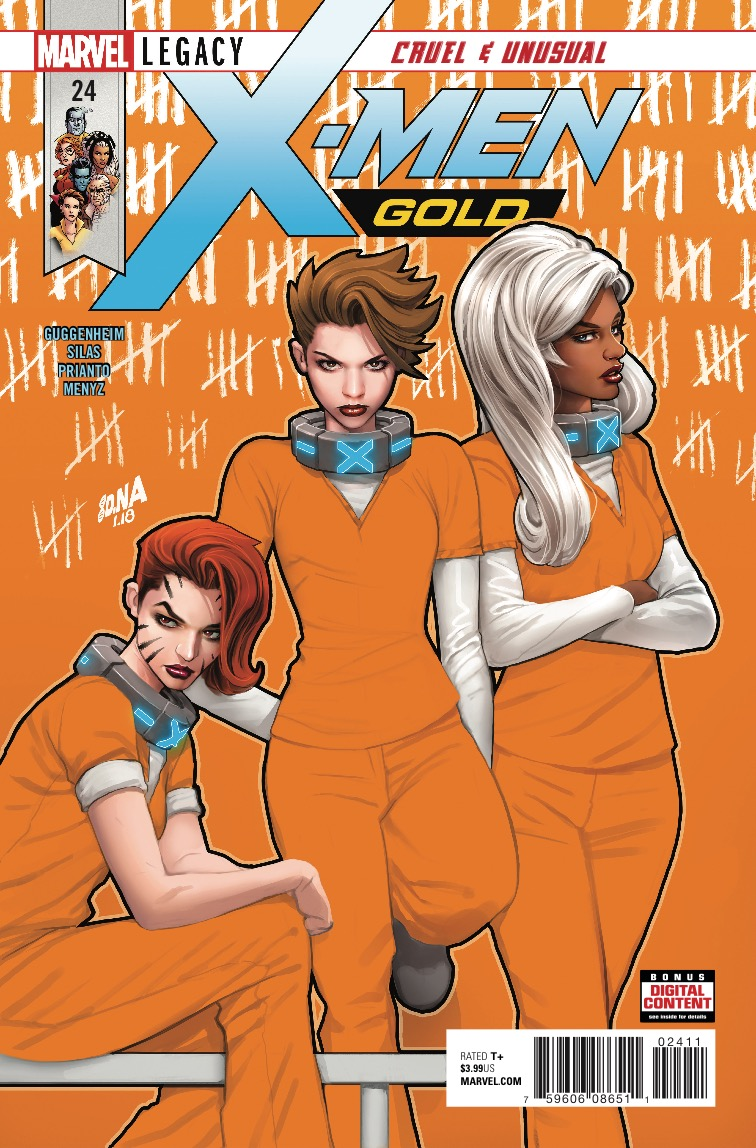 X-Men Gold #24 review: A breath of fresh air for a struggling series
