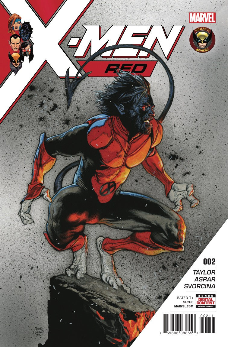 X-Men Red #2 Review