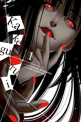 Kakegurui - Compulsive Gambler Vol. 1 Review