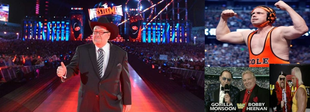 The boyhood dream: A look back at the best commentator calls in WrestleMania history