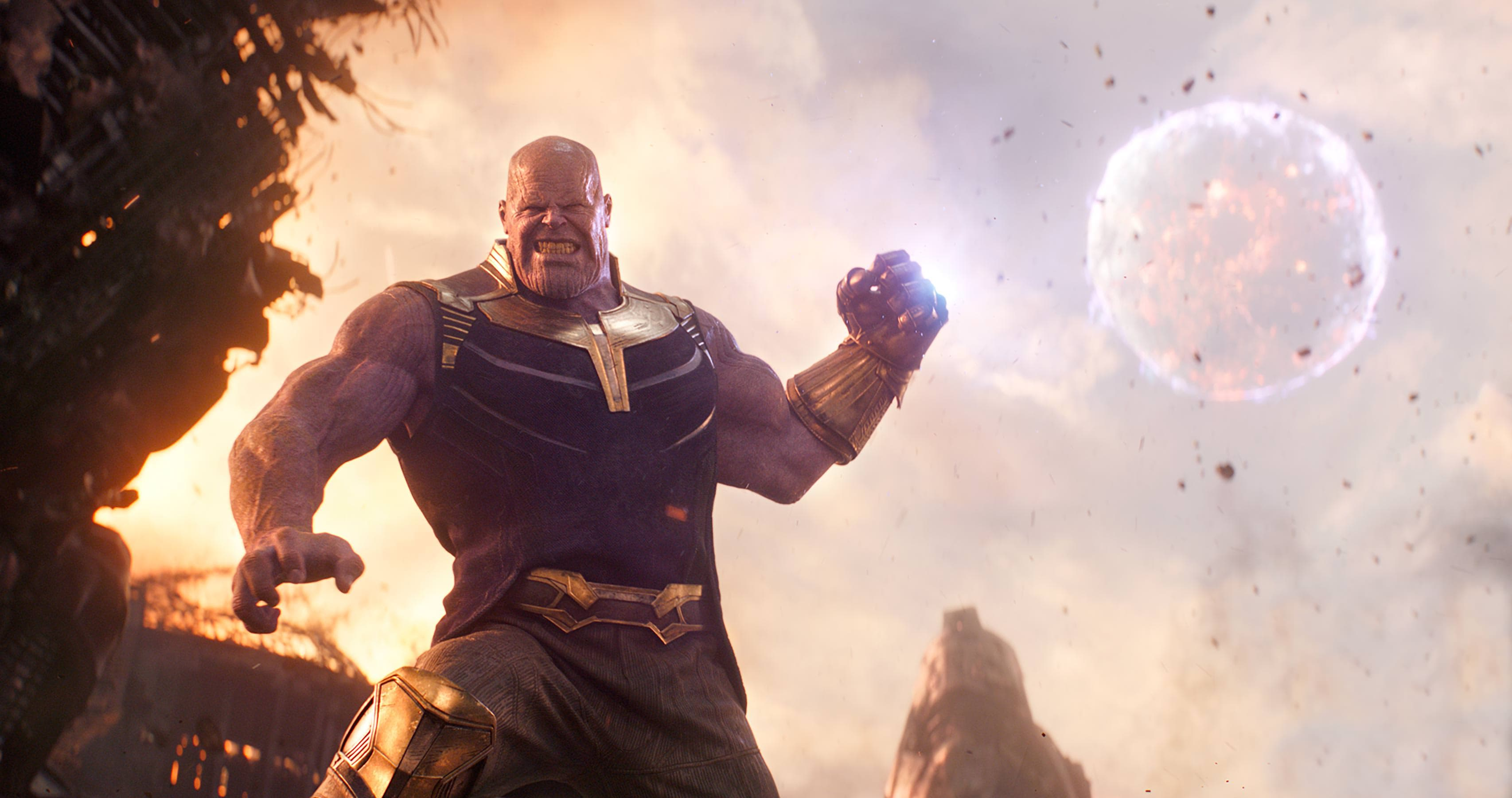 New 'Avengers: Infinity War' footage revealed in latest TV spot