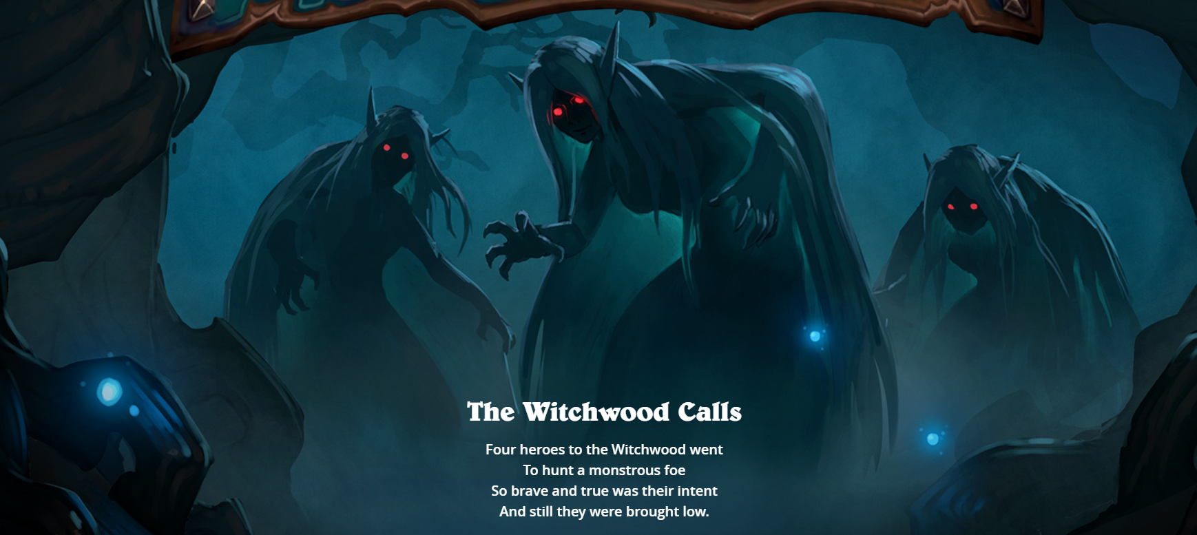 Hearthstone: New expansion 'The Witchwood' to release mid-April 2018