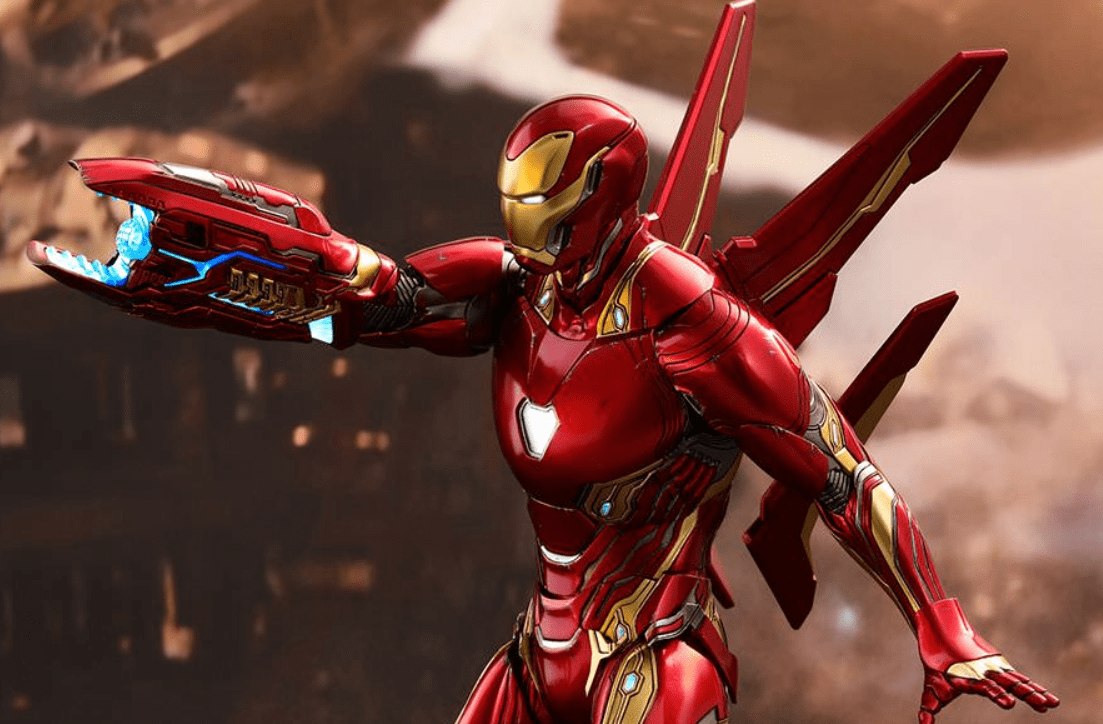 Avengers: Infinity War: Iron Man's new armor revealed by Hot