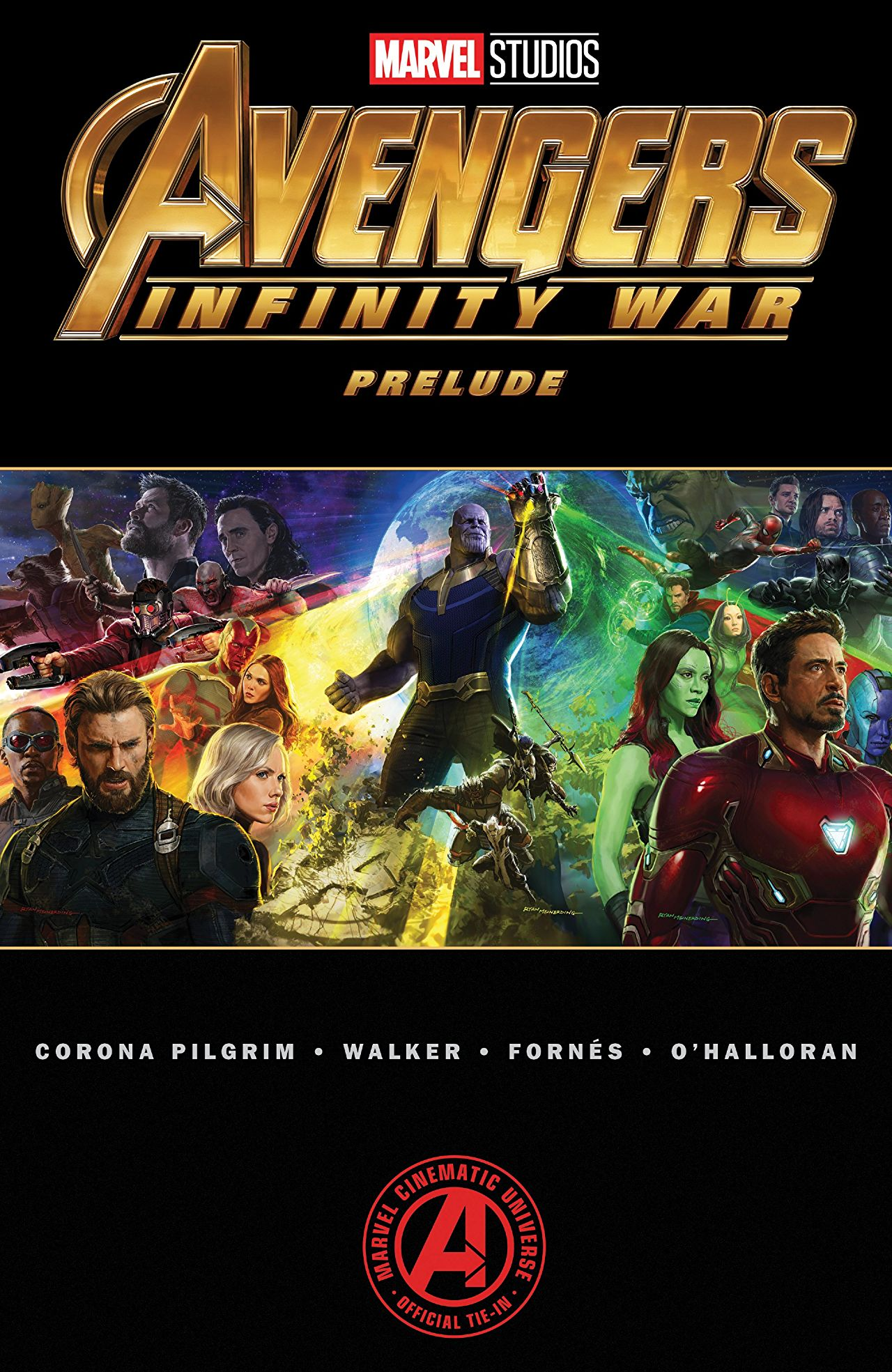 Marvel's Avengers: Infinity War Prelude Review