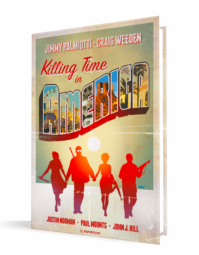 An interview with Killing Time in America writer Jimmy Palmiotti.