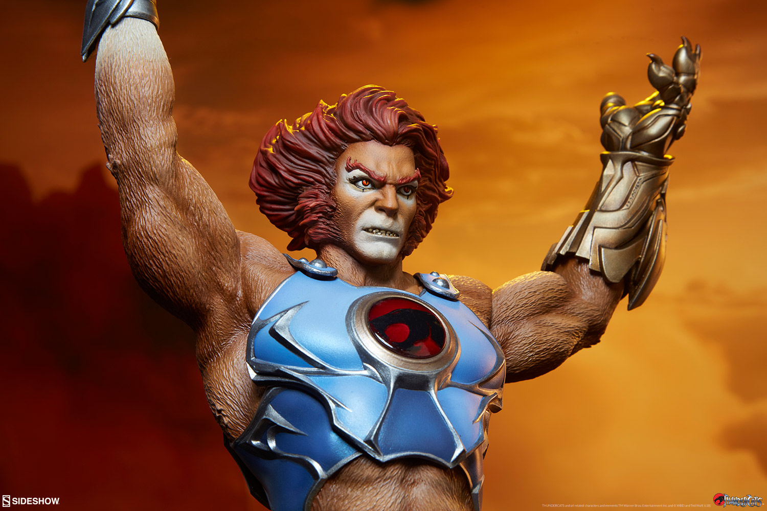 ThunderCats Lion-O Statue from Sideshow Toys