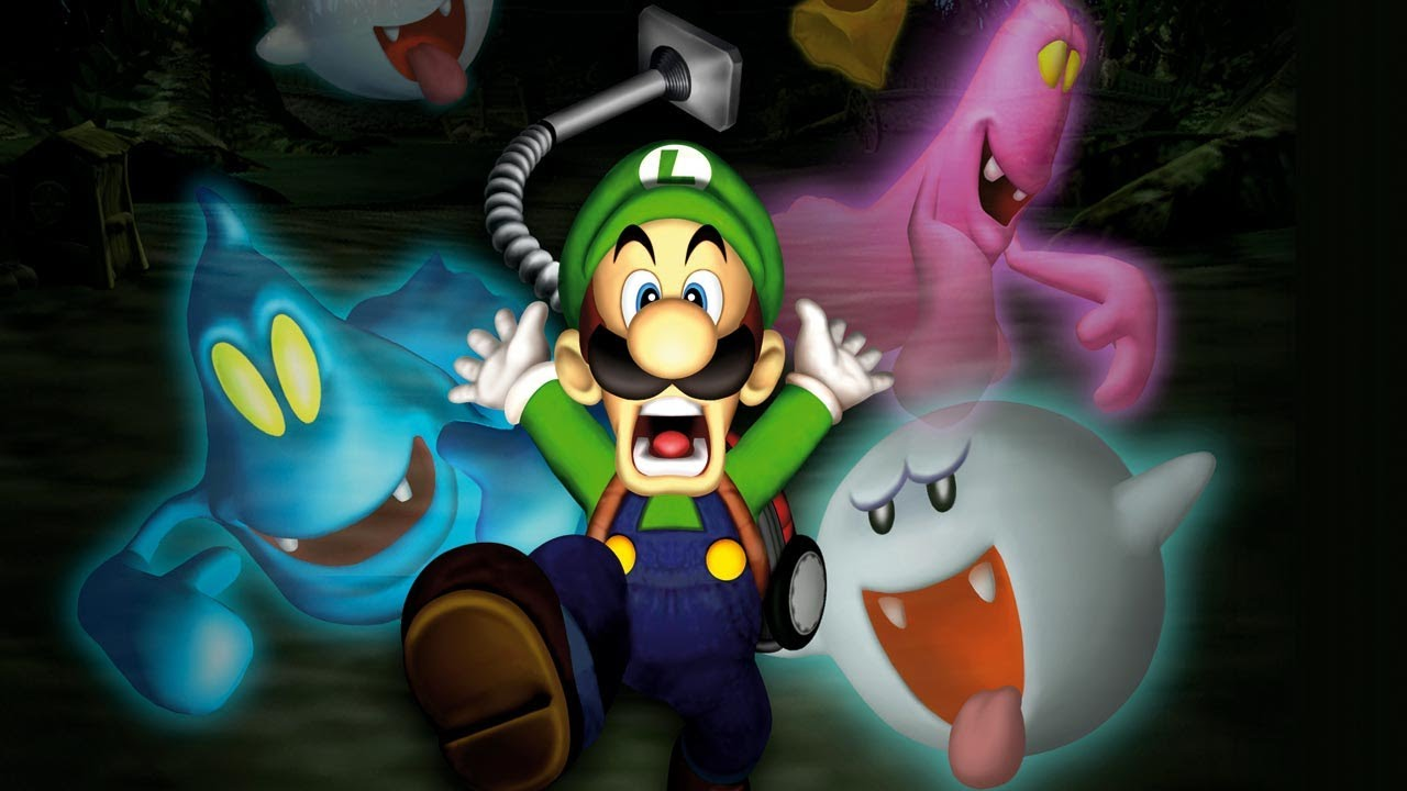 A Luigi's Mansion remake is coming to 3DS this year