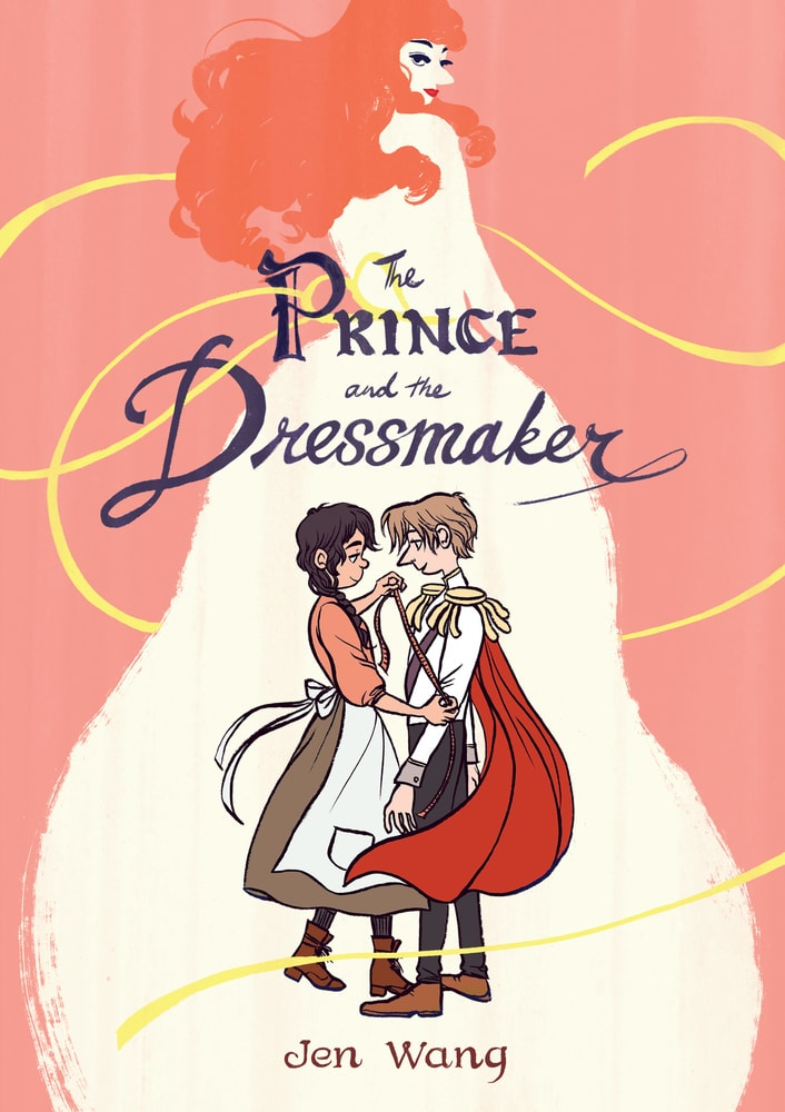 'The Prince and the Dressmaker' is a fairy tale for our time