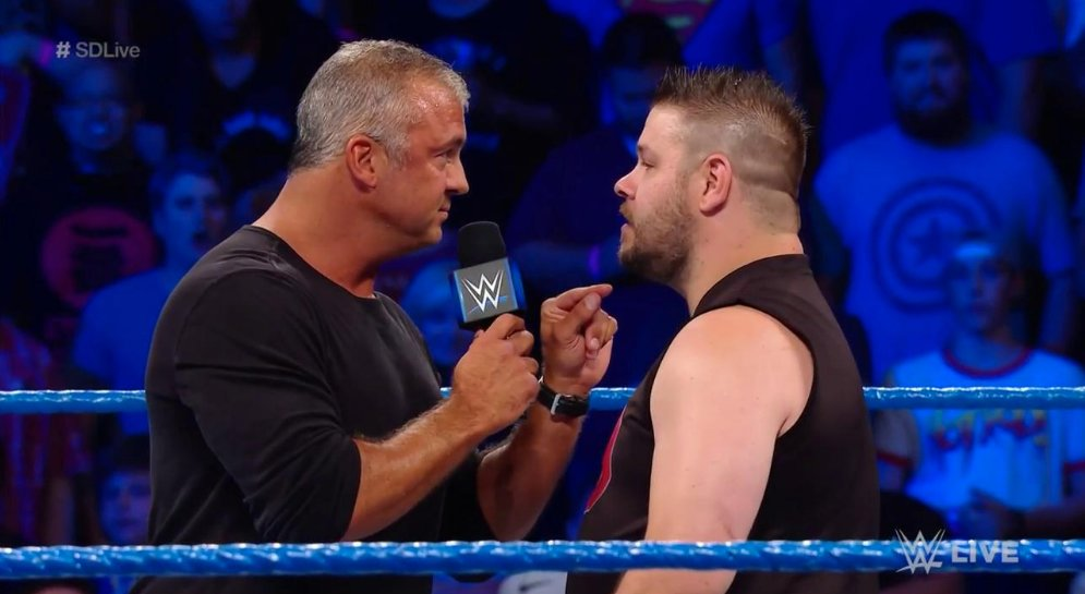 Shane McMahon reportedly hospitalized with diverticulitis