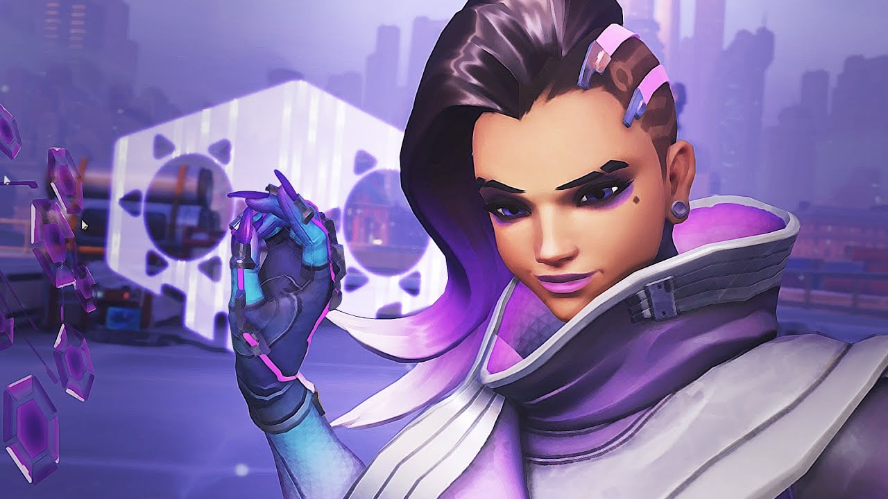 Sombra receives a substantial buff in the latest Overwatch patch