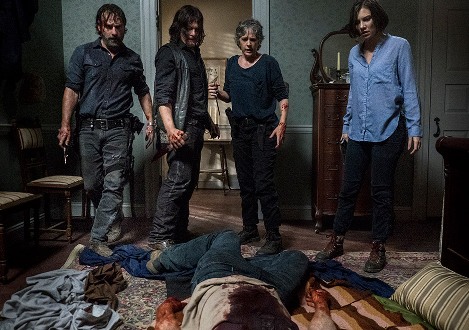The Walking Dead: Season 8, Episode 13 'Do Not Send Us Astray' Review