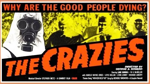 The Crazies (1973) Between Night and Dawn Edition Review