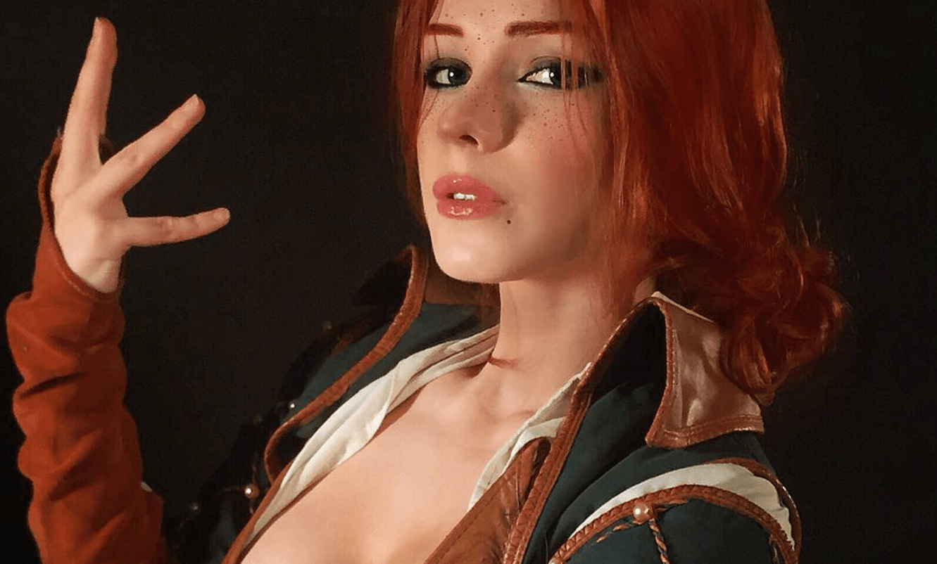 triss naked