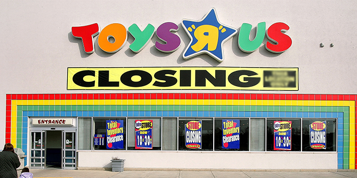 The end is closer for Toys 'R' Us