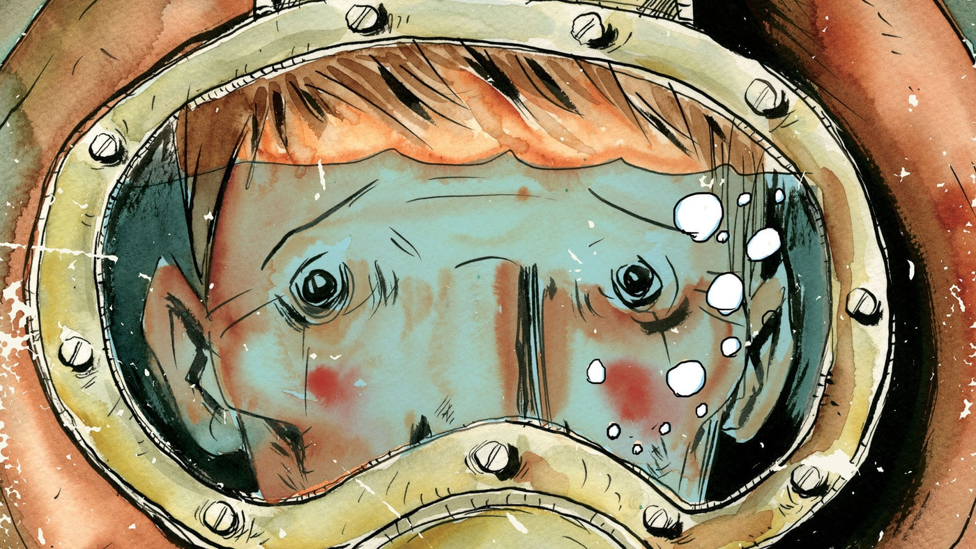 'The Underwater Welder' is a deeply emotional take on a familiar story