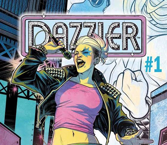 Time to rock out with X-Men star Dazzler this June courtesy of Magdalene Visaggio & Laura Braga