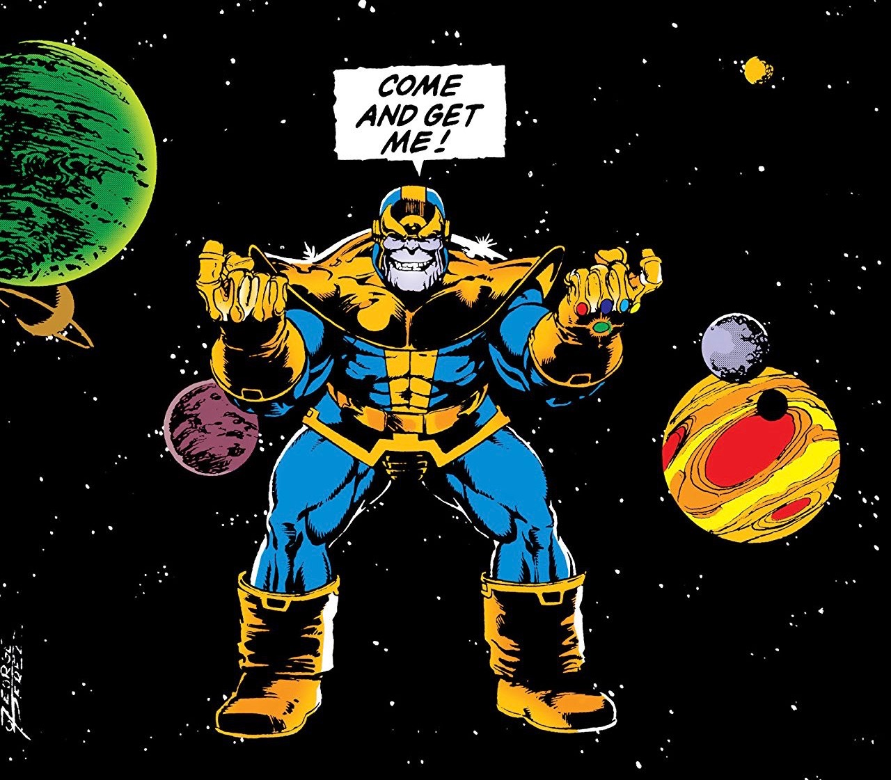 We all know online trolls will try to spoil Avengers: Infinity War, so here are some ways Thanos can punish these monsters.